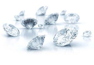 Diamantqualität (z.B. H/SI, G/SI, G/VS, G/IF) unter der Lupe