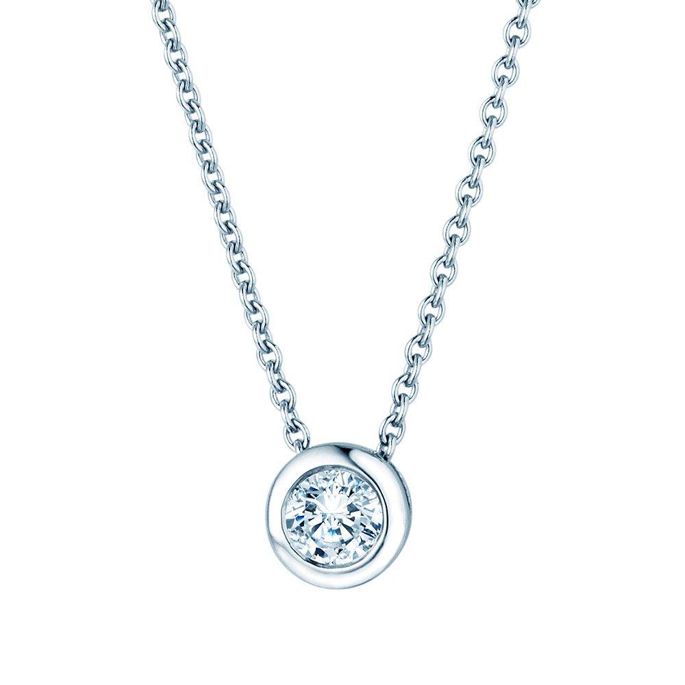 Anhänger Eternal in 18K Weißgold mit Diamant online kaufen