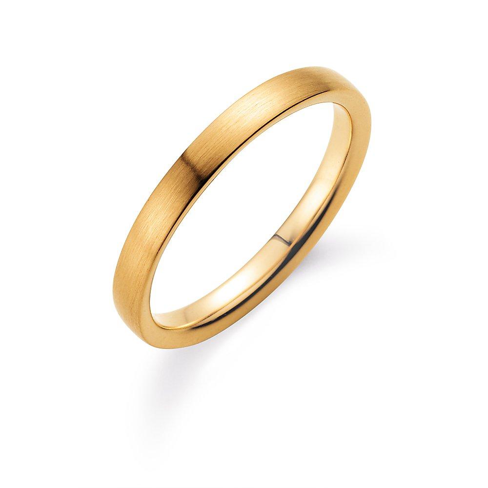 Herrenring Infinity in Gelbgold online kaufen
