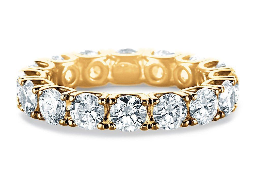 Verlobungsring Magic Moment Big in 14K Gelbgold (585/‑) online kaufen