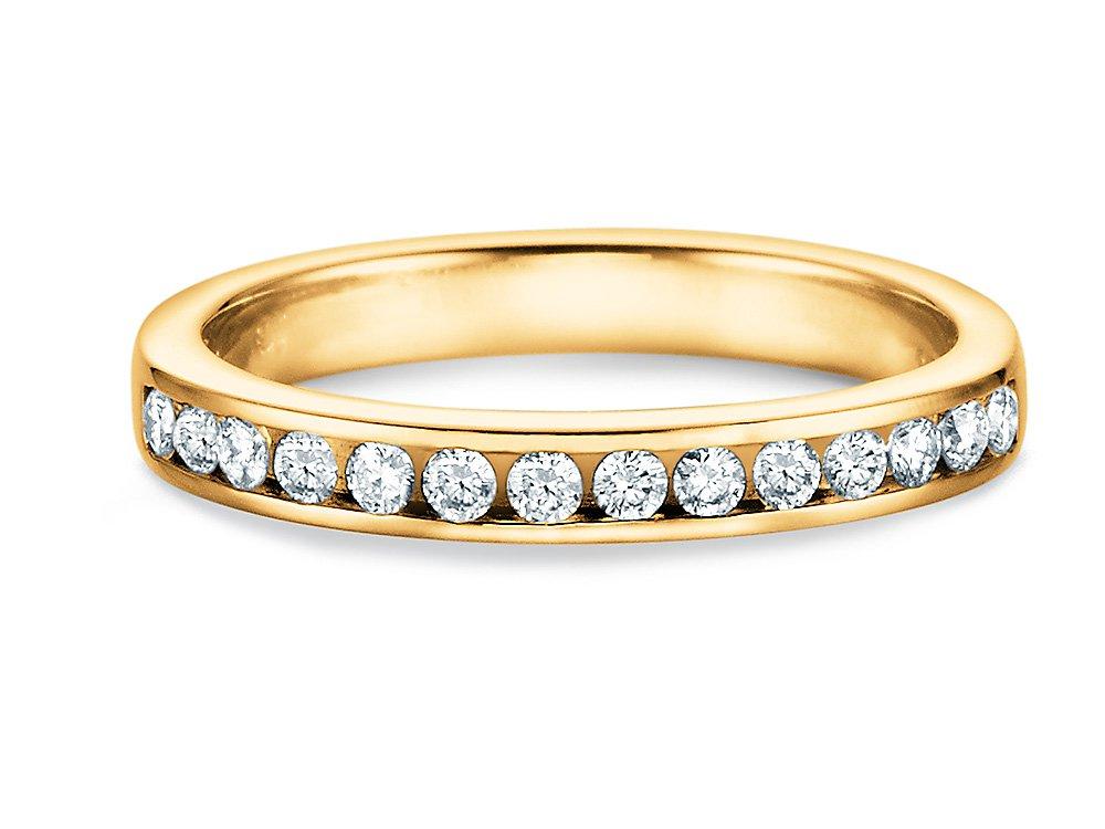 Verlobungsring Endless Memory in 14K Gelbgold (585/‑) online kaufen