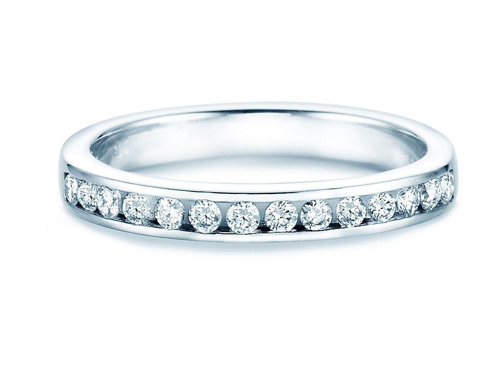 Verlobungsring Endless Memory in 14K Weißgold (585/‑) online kaufen