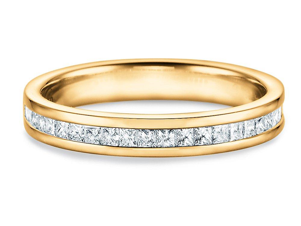Verlobungsring Princess Memory in 18K Gelbgold (750/‑) online kaufen