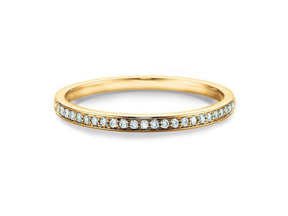 Alliance-/Eternity-Ring in Gelbgold online kaufen