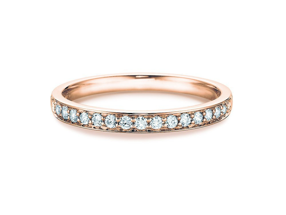 Alliance-/Eternity-Ring in Roségold online kaufen