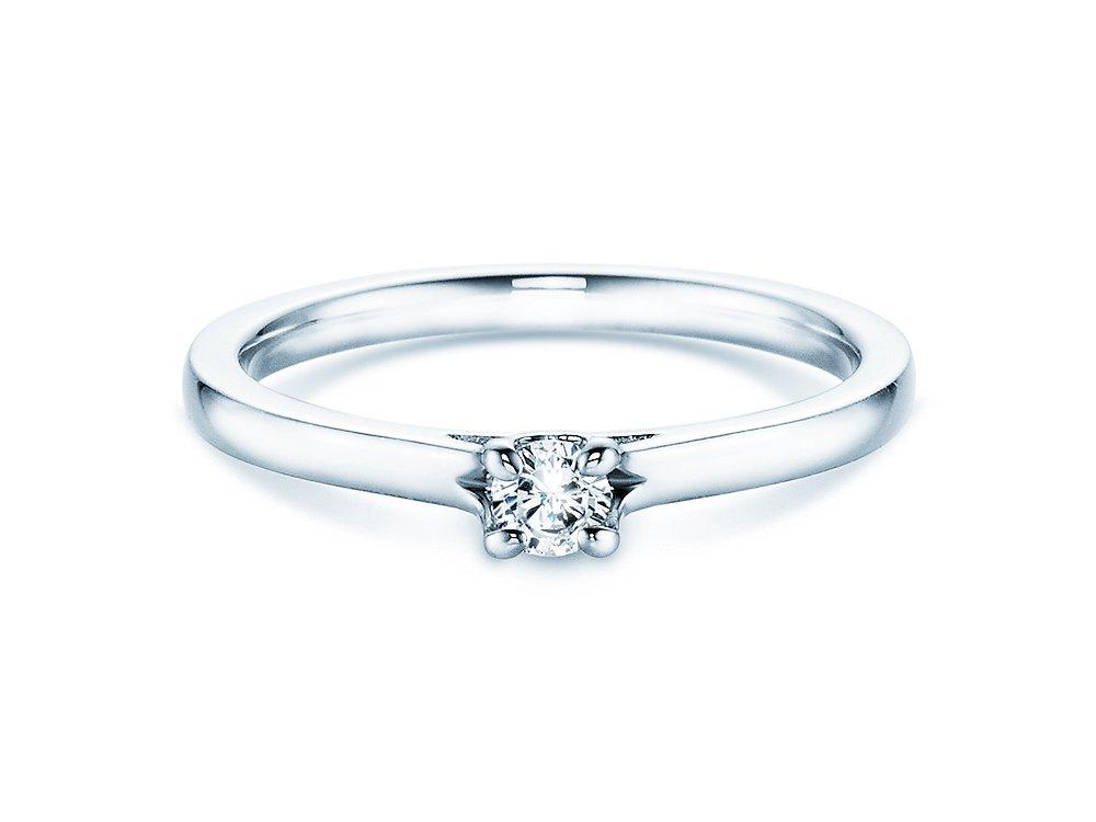 Verlobungsring Romance in Silber online kaufen