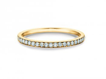 Alliance-/Eternity-Ring in Gelbgold