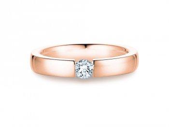 Verlobungsring Infinity in Roségold