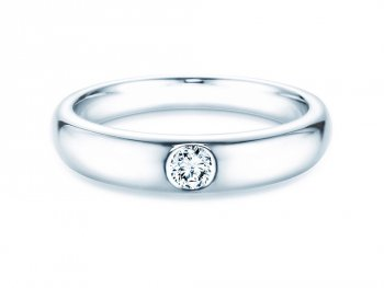 Verlobungsring Promise in Silber