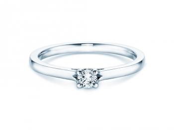 Verlobungsring Romance in Silber