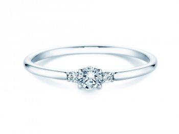 Verlobungsring Glory Petite in Silber