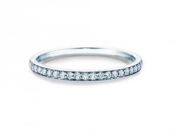 Alliance-/Eternity-Ring in Weissgold