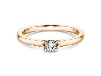 Verlobungsring Romance in Gelbgold