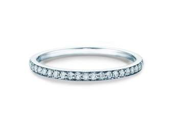 Alliance-/Eternity-Ring in Weissgold