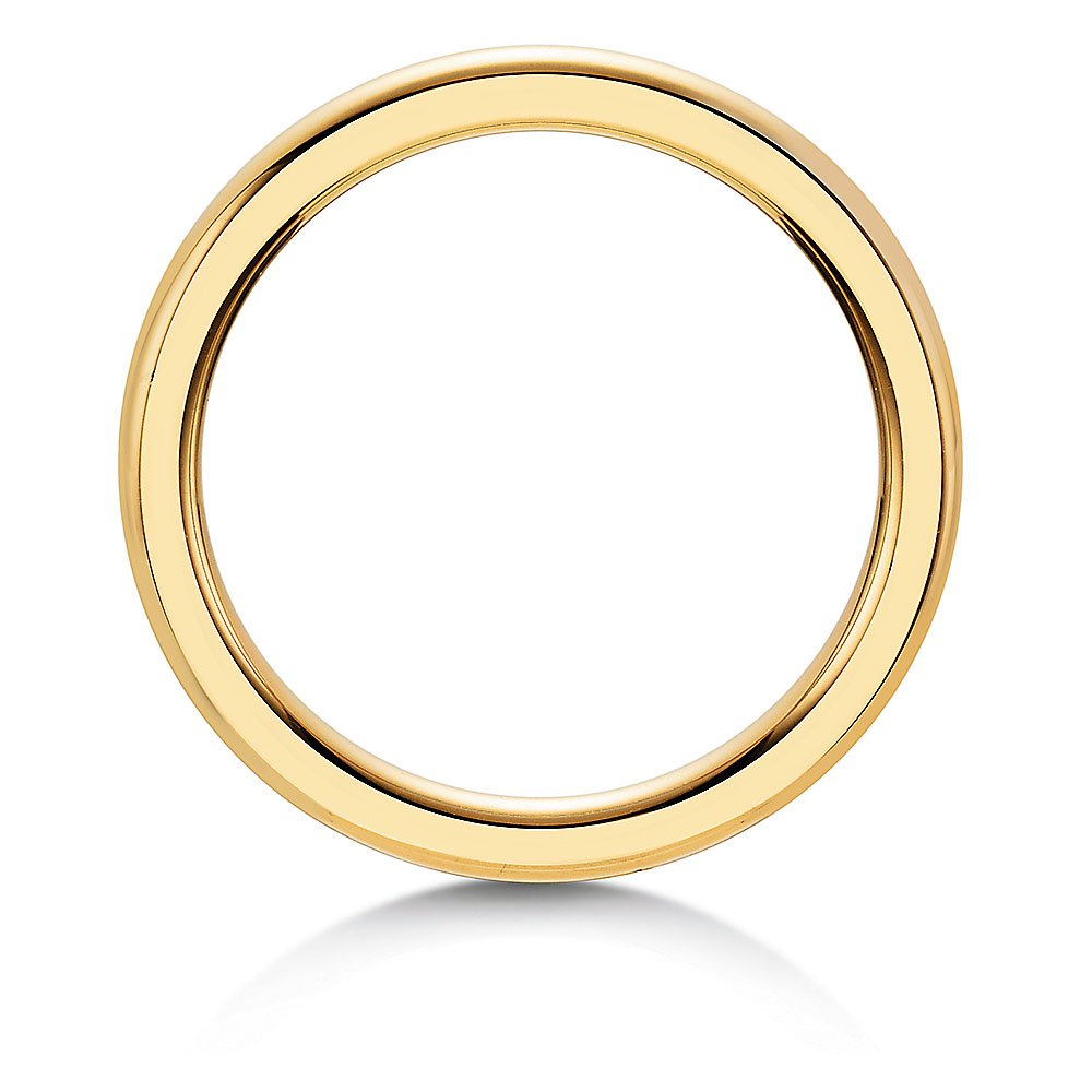 "Eheringe ""Magic Touch"" in 14K Gelbgold bei JUWELIER.de"