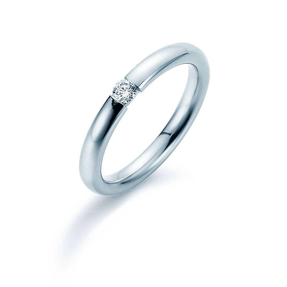 "Eheringe ""The Miracle"" in Palladium 950/- bei JUWELIER.de"