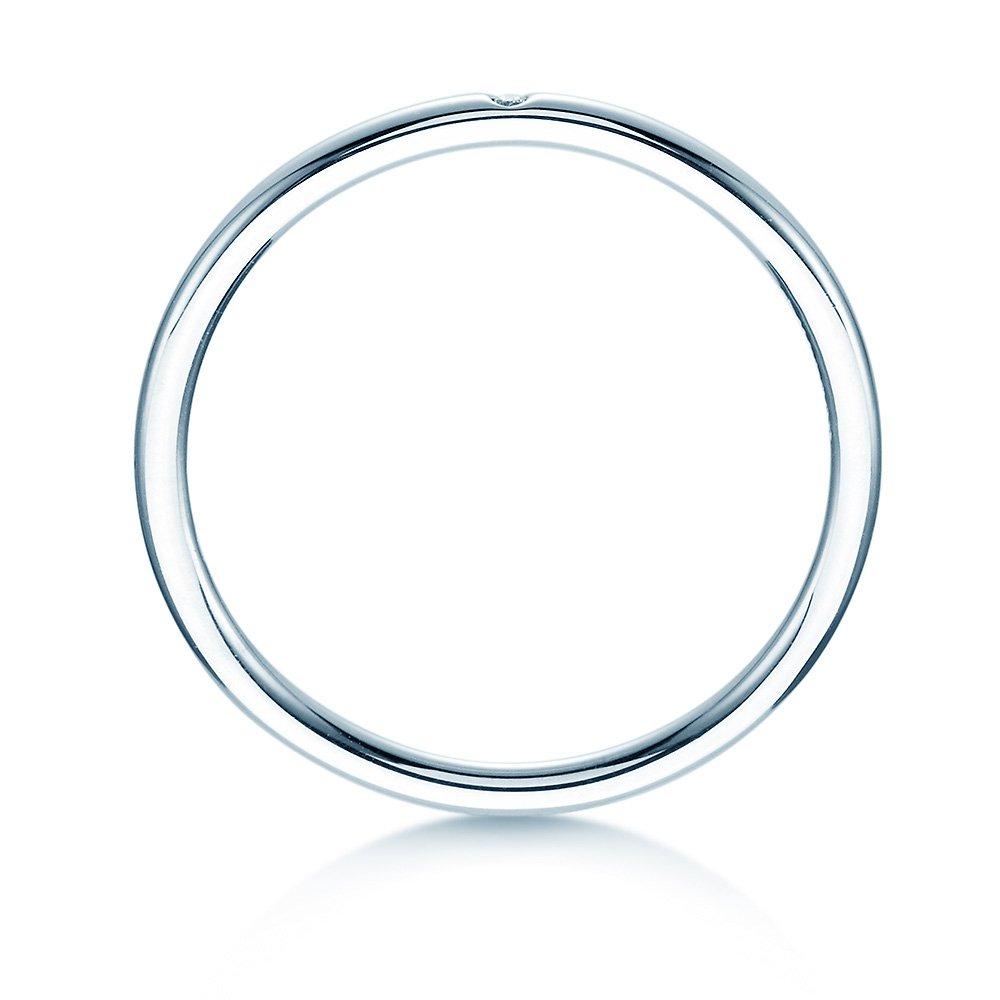 Ring Promise Petite in Platin bei JUWELIER.de