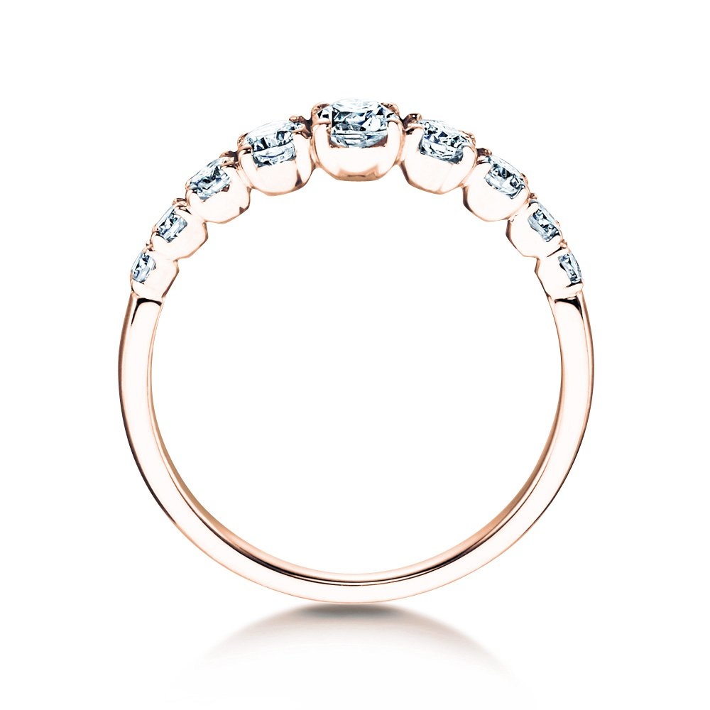 9 Diamonds in Roségold bei JUWELIER.de