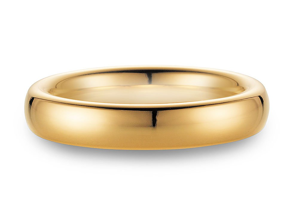 "Eheringe ""Magic Touch"" in 14K Gelbgold im Online Shop"