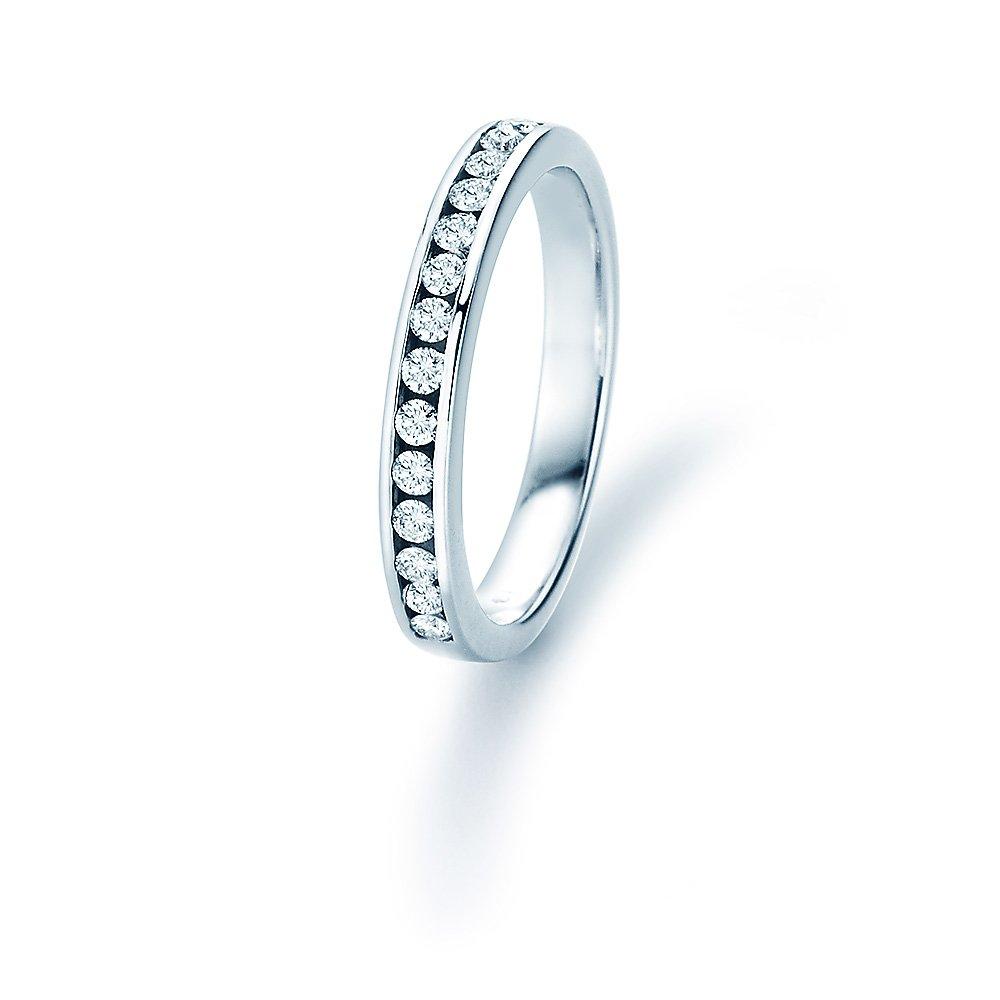Verlobungsring Endless Memory in 14K Weißgold (585/‑) im Online Shop