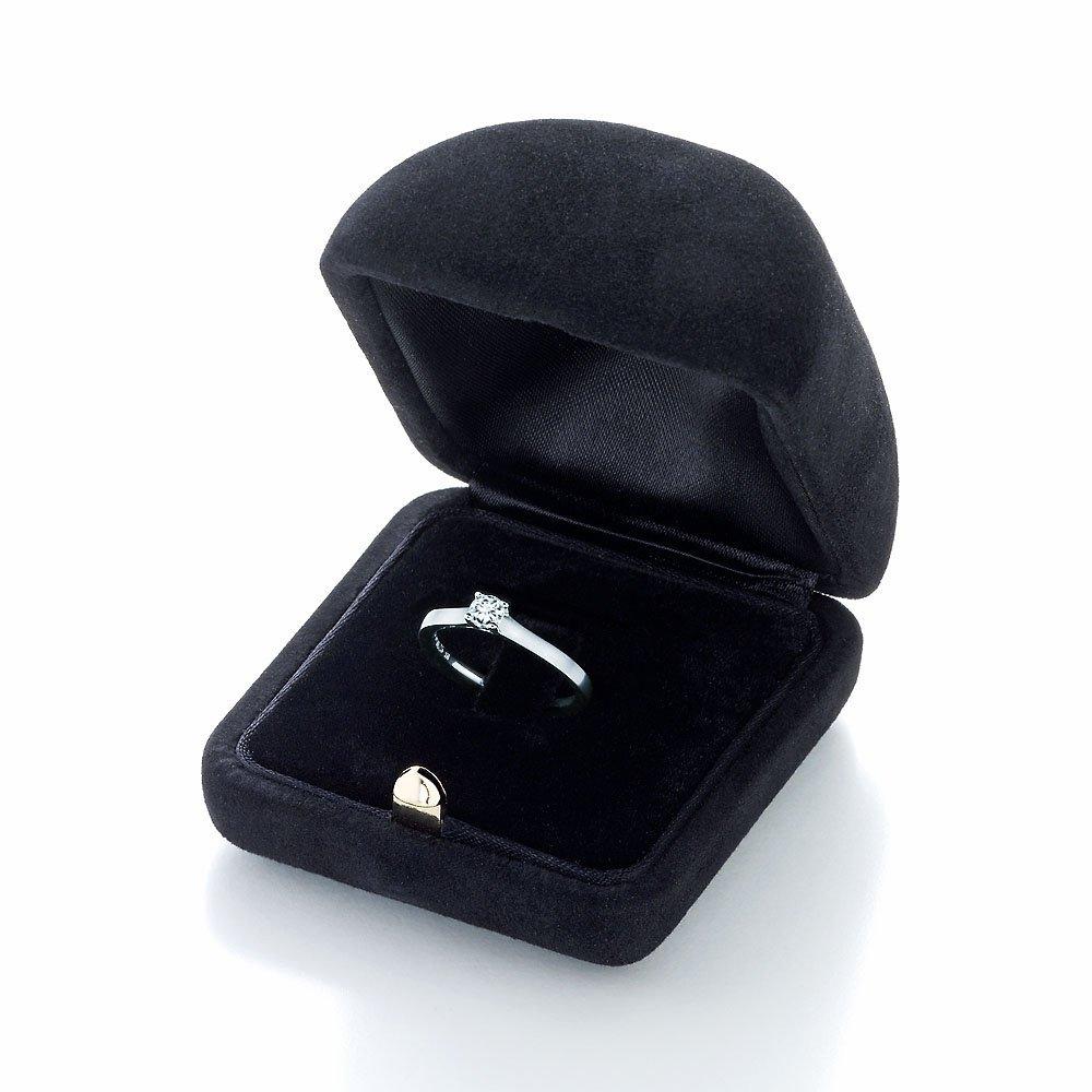 Verlobungsring Modern in Silber mit Diamant 0,25ct H/SI im Online Shop
