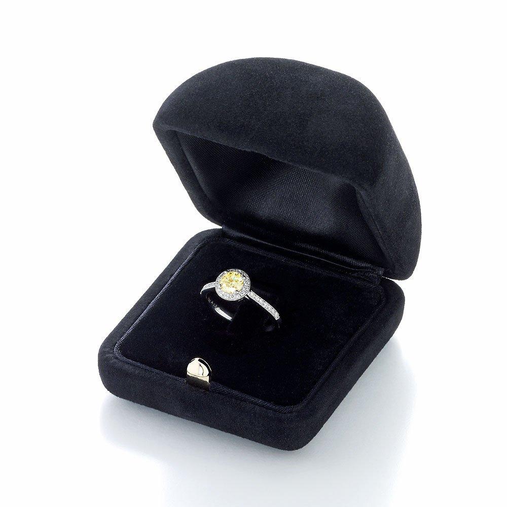 Halo Intense in 18K Weißgold mit Diamant 0,78ct im Online Shop