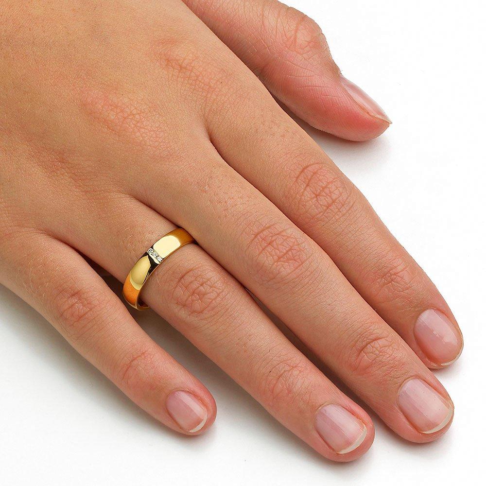 """Eheringe """"With You"""" in 8K Gelbgold beim Juwelier online"""