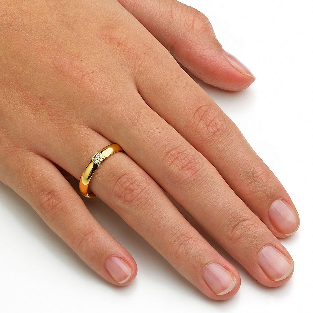 """Eheringe """"Unity"""" in 14K Gelbgold beim Juwelier online"""