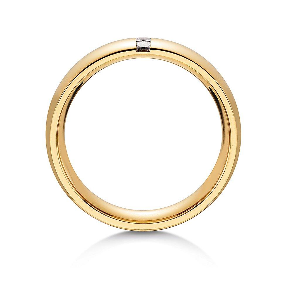"Eheringe ""2Souls"" in 14K Gelbgold beim Juwelier online"