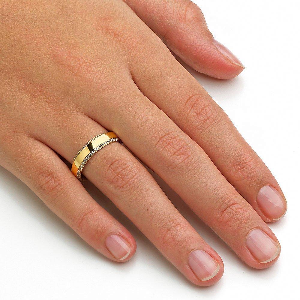 "Eheringe ""Love Life"" in Gelbgold beim Juwelier online"