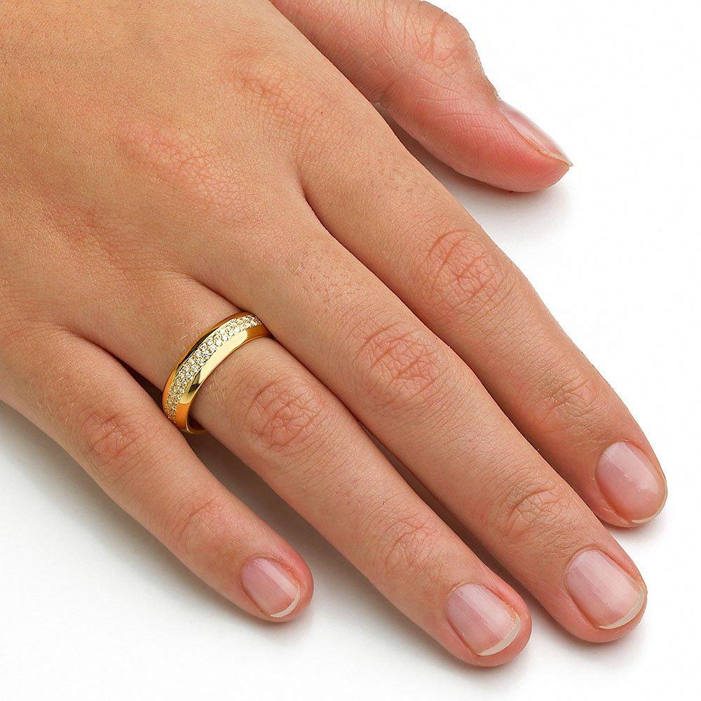 """Eheringe """"Heartbeat"""" in Gelbgold beim Juwelier online"""