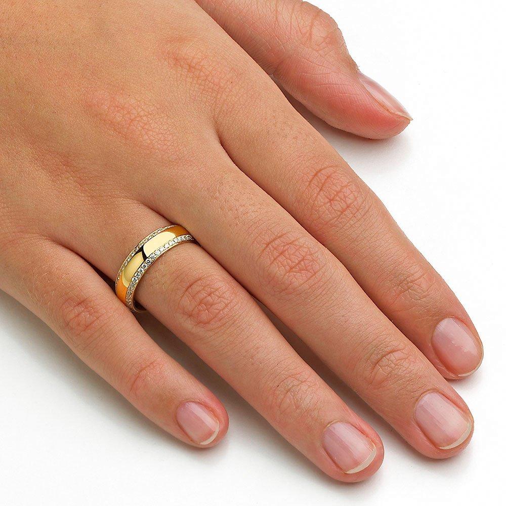 """Eheringe """"Life Lines"""" in Gelbgold beim Juwelier online"""
