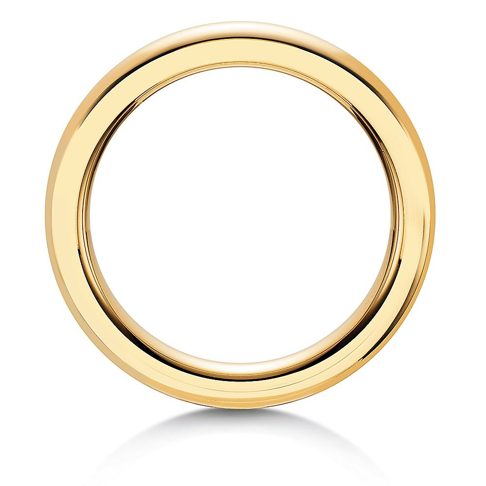"Eheringe ""Magic Touch"" in 14K Gelbgold beim Juwelier online"