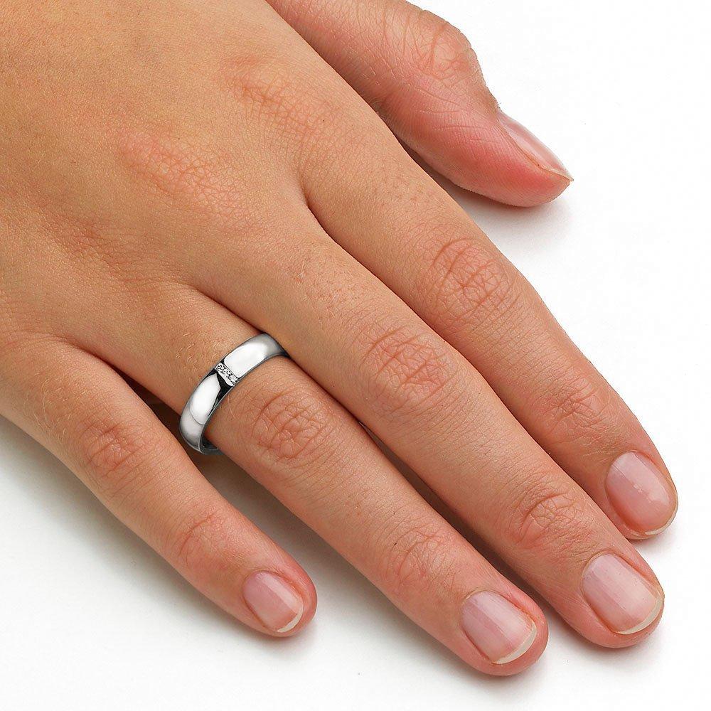 """Eheringe """"With You"""" in 14K Weißgold beim Juwelier online"""