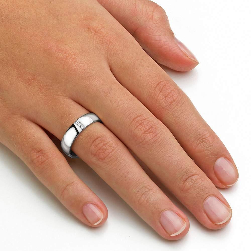 """Eheringe """"2Souls"""" in 8K Weißgold beim Juwelier online"""