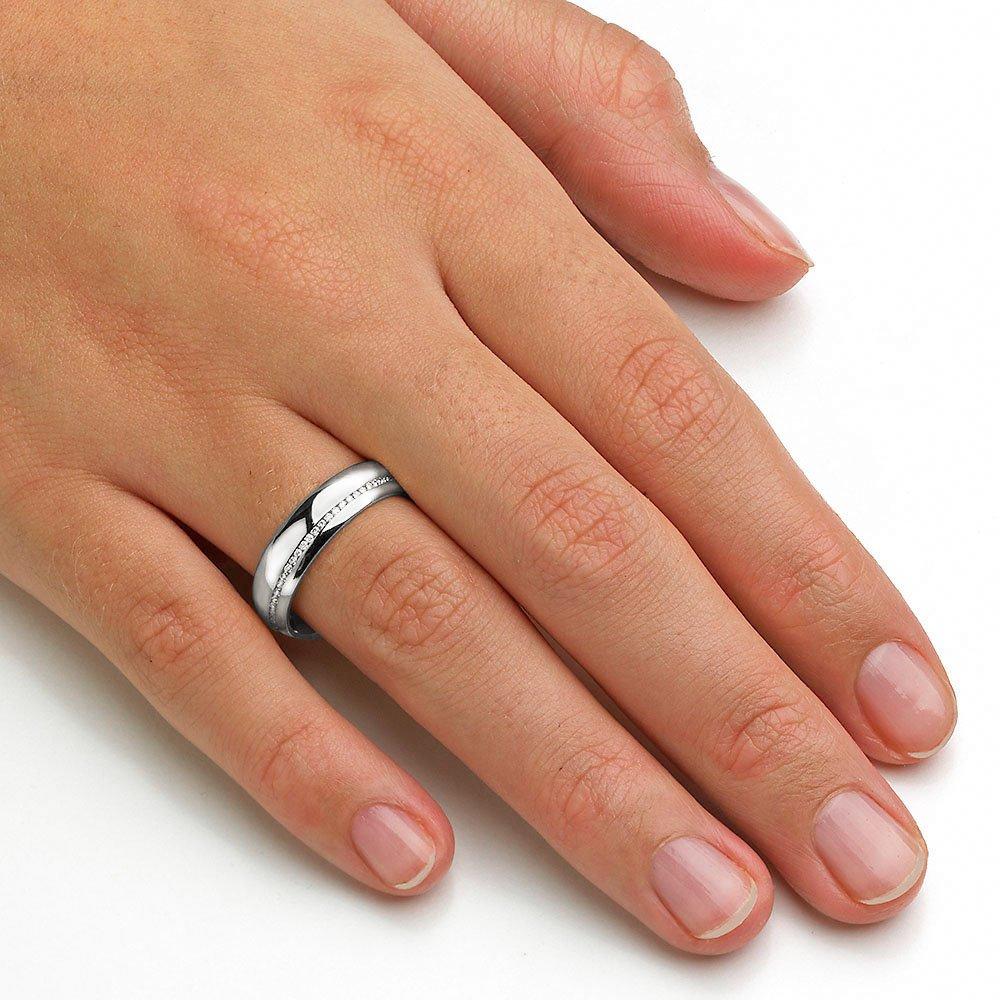 "Eheringe ""Impulse"" in Weißgold beim Juwelier online"