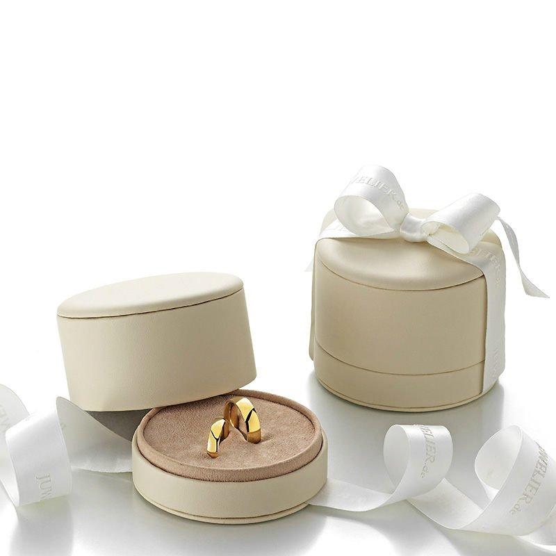 """Eheringe """"Pure Passion"""" in 14K Weißgold beim Juwelier online"""