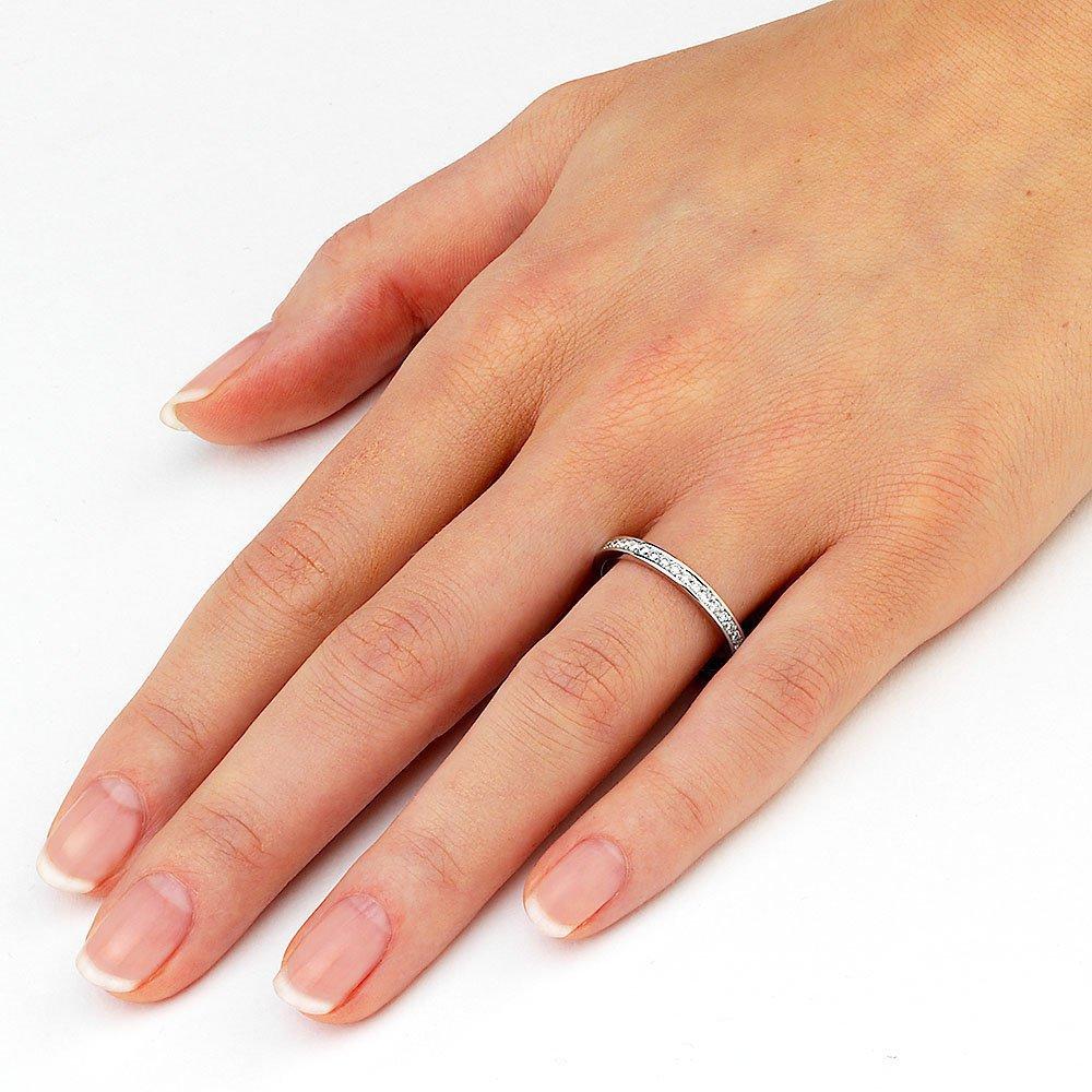 Verlobungsring Endless Memory in 14K Weißgold (585/‑) beim Juwelier online