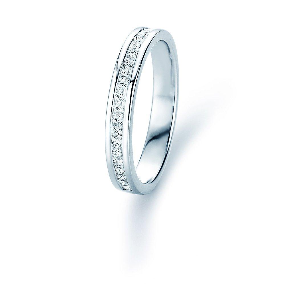 Verlobungsring Princess Memory in Platin (950/‑) beim Juwelier online