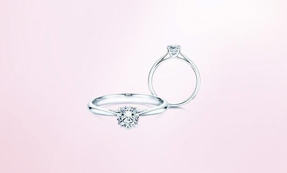 Halbkarater Verlobungsringe Mit 0 50 Ct Diamant Juwelier De