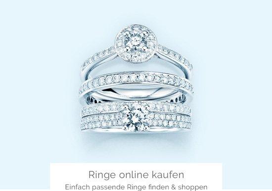 Ringe online kaufen – einfach passende Ringe finden und shoppen